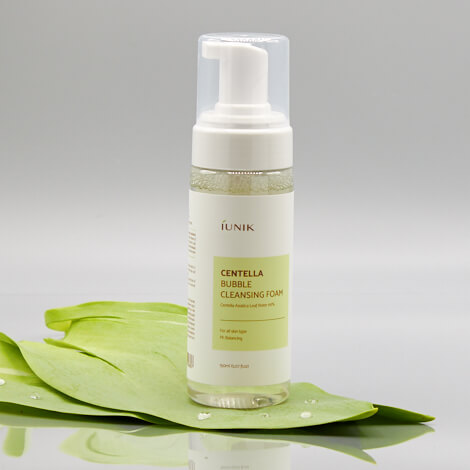 iUNIK_Centella_Bubble_Cleansing_Foam