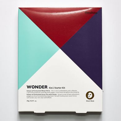 Haruharu Wonder 4 in 1 Starter Kit