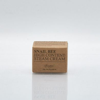 Benton Snail Bee High Content Steam Cream (Mini)