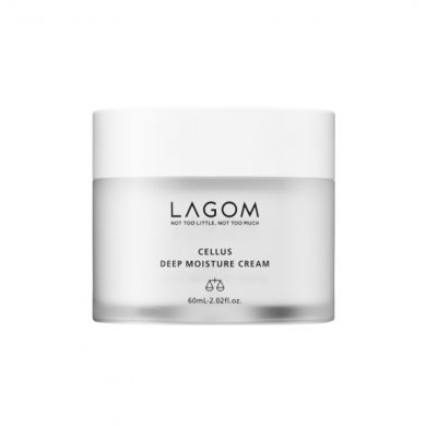 Lagom Cellup Deep Moisture Cream