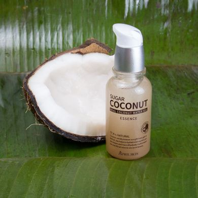 April Skin Sugar Coconut Essence (Real Coconut Water 42%)