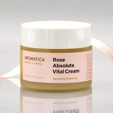 Aromatica Rose Absolute Vital Cream (Night)