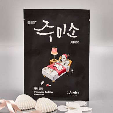 Jumiso Whoa Whoa Soothing Sheet Mask