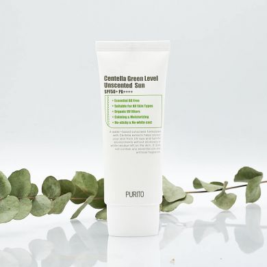 Centella Green Level Unscented SUN SPF50+ PA++++
