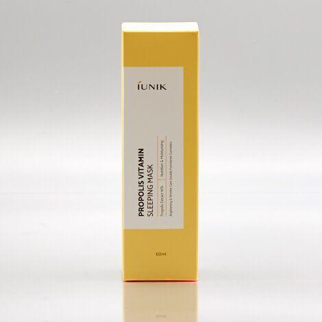 IUNIK Propolis Vitamin Sleeping Mask - Verpackung
