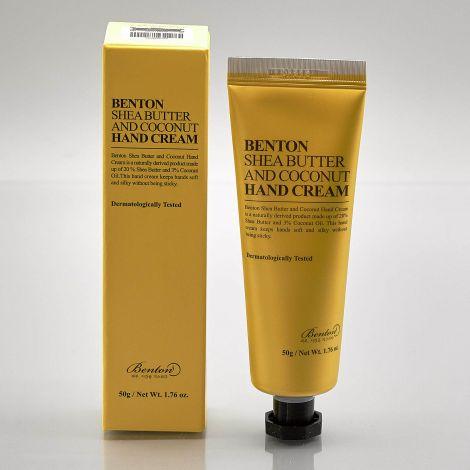 Benton Shea Butter & Coconut Hand Cream