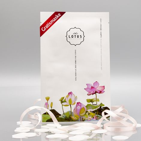 The Pure Lotus Skin Moisturization + Wrinkle treatment (Cream Type)