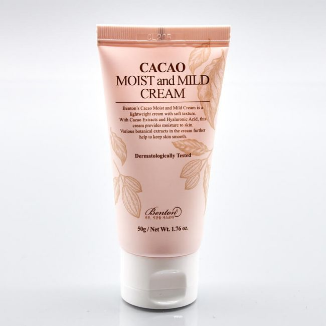Benton Cacao Moist an Mild Cream
