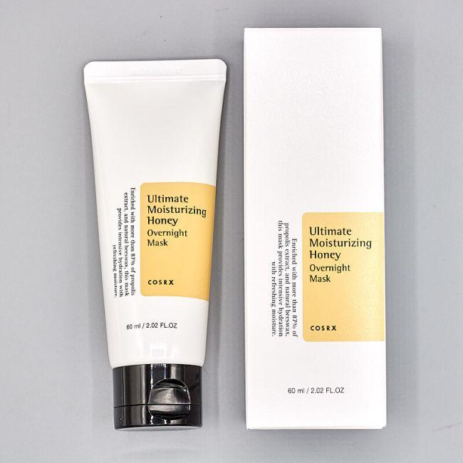 Ultimate Moisturizing Honey Overnight Mask