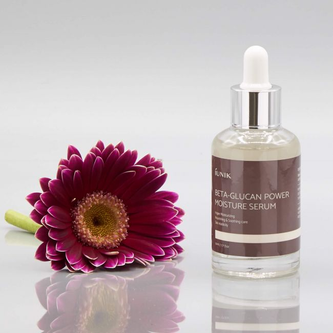 IUNIK Beta Glucan Power Moisture Serum