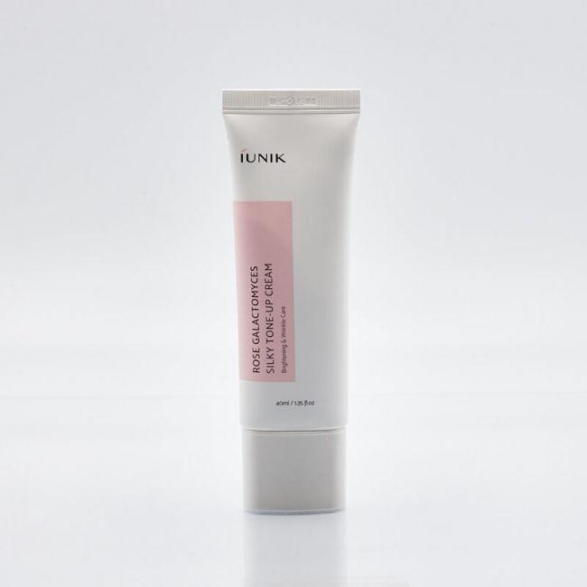 iUnik Rose Galactomyces Silky Tone-up Cream