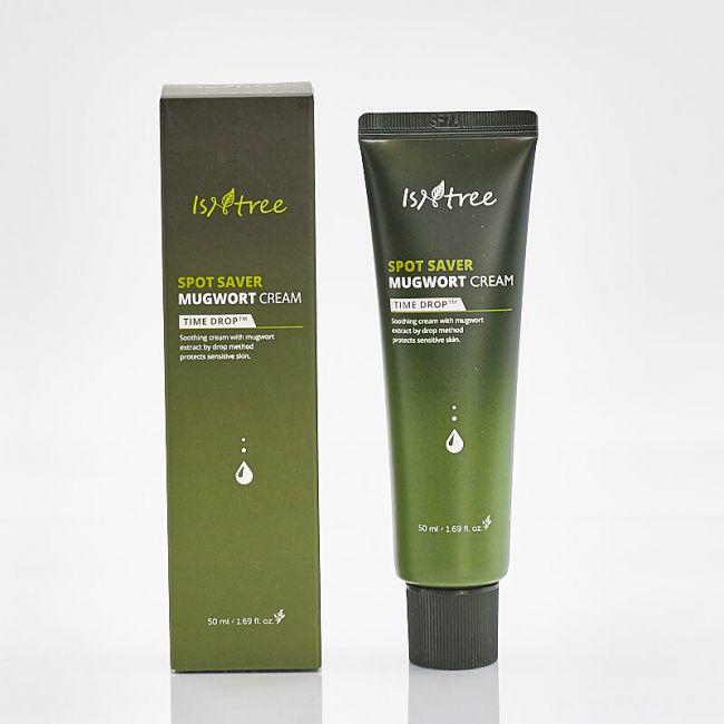 Isntree Spot Saver Mugwort Cream