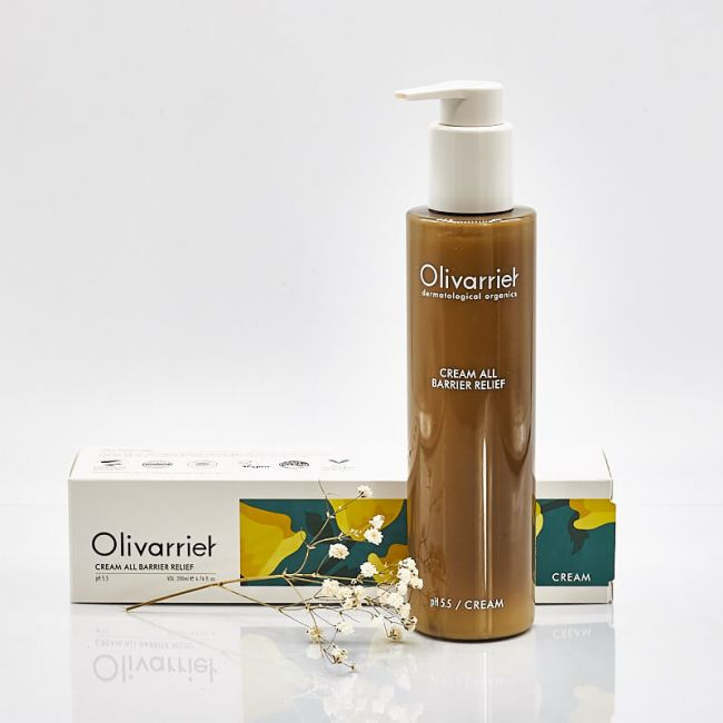 Olivarrier Cream All Barrier Relief
