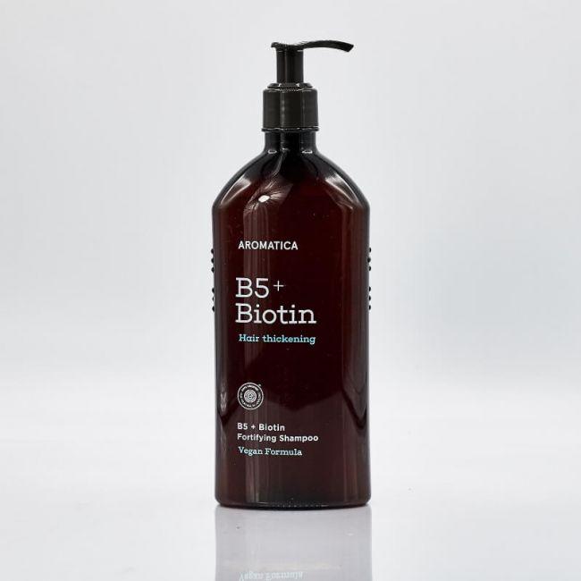 Aromatica B5+ Biotin Fortifying Shampoo