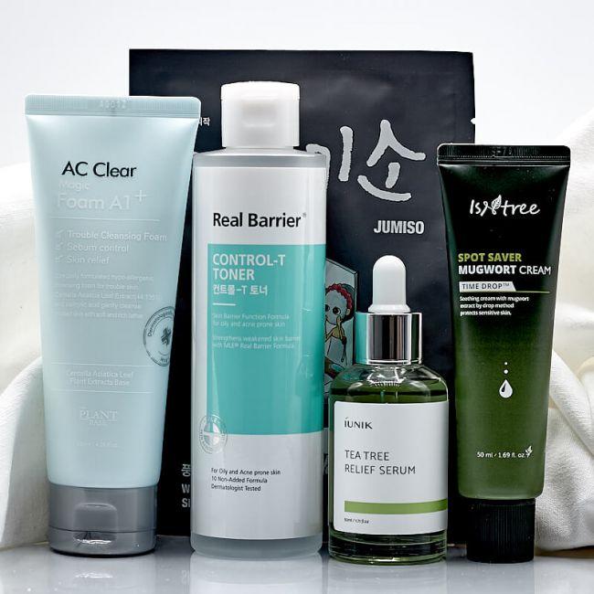 Korea Beauty-Box für unreine Haut (Basic)